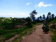 Congo Nile Trail, Rwanda