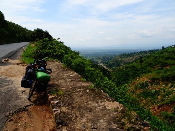 Going down to Bujumbura, Burundi