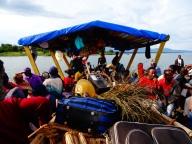 Passenger boat on Tanganyika, Tanzania