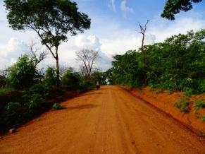 Ikola/Mpanda road, Tanzania
