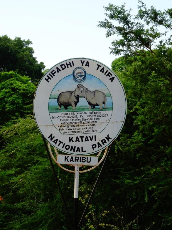 Welcome to Katavi National Park, Tanzania