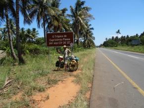 Tropics of the Capricorn in Mozambique!
