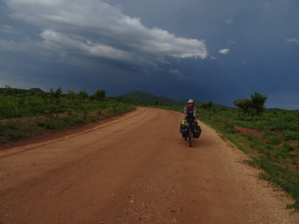 Exiting Katavi in direction of Kisi, Tanzania