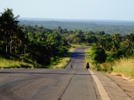 Inhambane/Maputo road