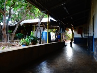Small hotel in Chitipa, Malawi