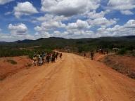Chitipa/Chisenga road, Malawi
