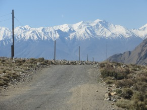 Dushanbe/Khorog road, Tajikistan