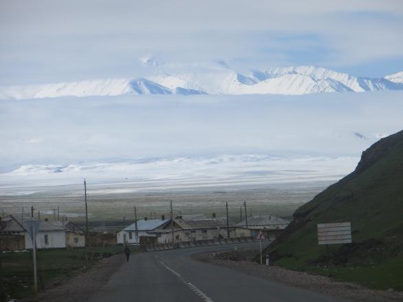 Sary-Tash, Kirghizstan