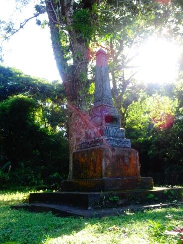 Cementery of Greytown, Nicaragua
