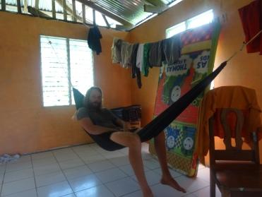 Chilling in San Juan del Norter, Nicaragua