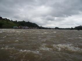 El Castillo's rapids, Nicaragua