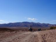 Sabaya-Coipasa road