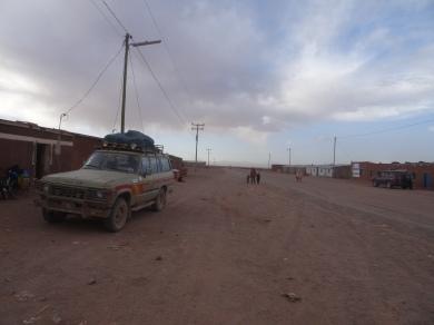 Day 1. Sullchi, Bolivia