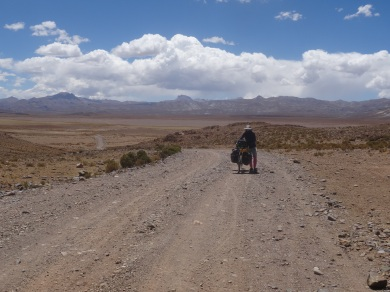 Day 4. Getting to San Pablo, Bolivia