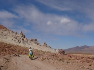 Day 7. Getting to Quetena Chico, Bolivia