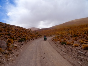 Day 9. Getting to Quetena Chico, Bolivia