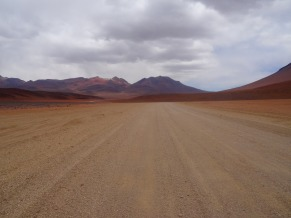 Day 10. Desert of Dali, Bolivia