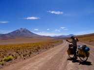 Day 3. Getting to Laguna Miscanti, Chile