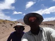 Day 3. Two Vagabonds On their way to Paso Sico