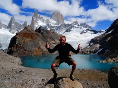 Fitz Roy, Chalten, Argentina