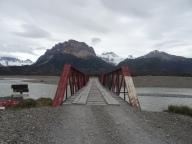 On the way to Lago Desierto, Argentina