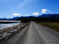 Villa O'Higgins-Cochrane road, Chile