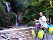 Another waterfall on the Carretera Austral