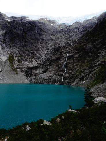Trail of Bosque Encantrado, Chile