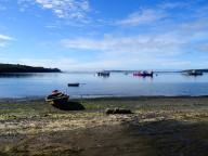 Island of Chiloe, Chile