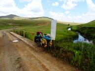 Area of Mullerspass, Kwazulu-Natal, SA