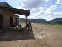 First break in Lesotho