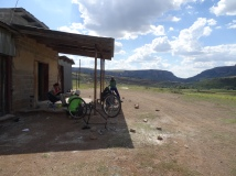 First break in Lesotho