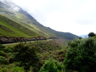 Mafika Lisiu Pass, Lesotho