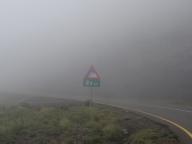 Climbing Mafika Lisiu Pass, Lesotho