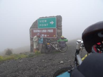 Mafika Lisiu Pass at 3050m, Lesotho