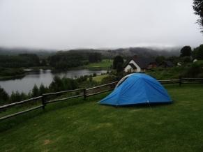 Pretty good camping spot !